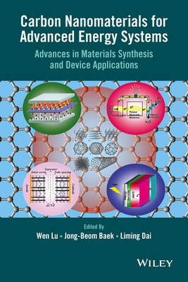 Carbon Nanomaterials for Advanced Energy Systems: Advances in Materials Synthesis and Device Applications (Hardback)