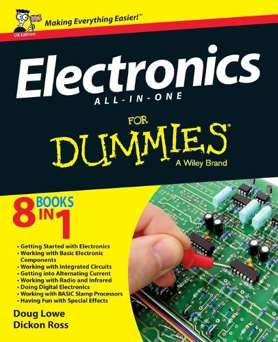 Electronics All-in-One For Dummies - UK (Paperback)