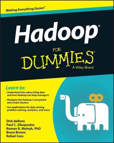 Hadoop For Dummies (Paperback)