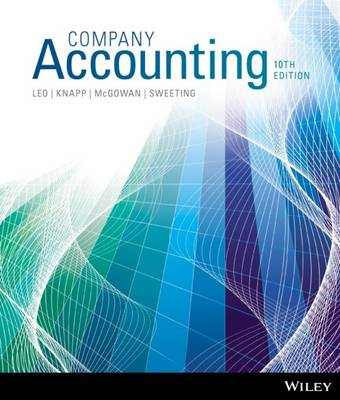 Company Accounting (Paperback)