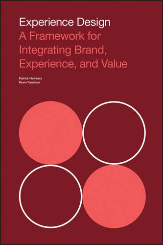 Experience Design: A Framework for Integrating Brand, Experience, and Value (Paperback)