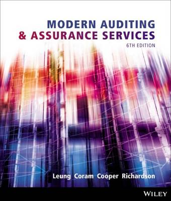 Modern Auditing and Assurance Services 6E (Paperback)