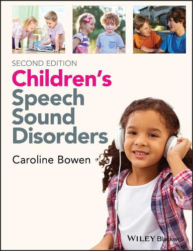 Children's Speech Sound Disorders (Paperback)