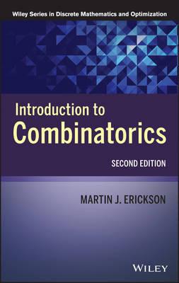 Introduction to Combinatorics - Wiley Series in Discrete Mathematics and Optimization (Hardback)