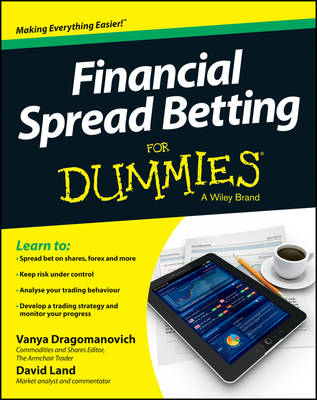 Financial Spread Betting For Dummies (Paperback)