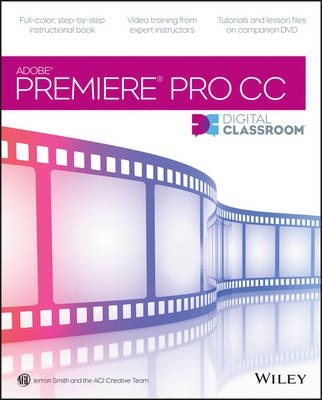 Premiere Pro Cc Digital Classroom By Jerron Smith Agi Creative Team