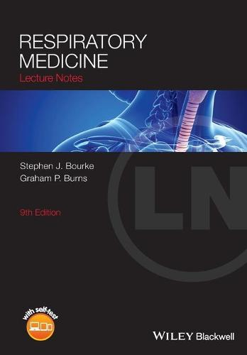 Lecture Notes: Respiratory Medicine - Lecture Notes (Paperback)