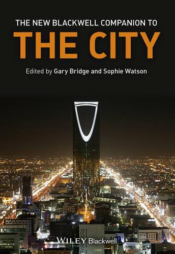 The New Blackwell Companion to the City (Paperback)