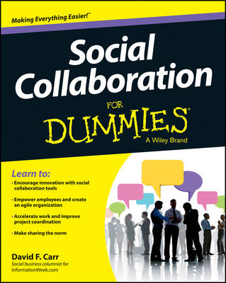 Social Collaboration For Dummies (Paperback)
