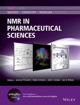 NMR in Pharmaceutical Science - Emagres Books (Hardback)