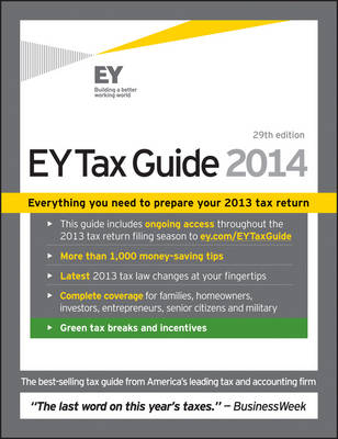 Ernst & Young Tax Guide 2014 (Paperback)