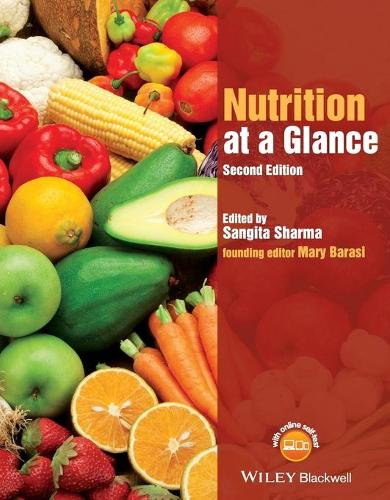 Nutrition at a Glance - At a Glance (Paperback)