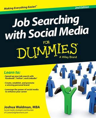 Job Searching with Social Media For Dummies (Paperback)