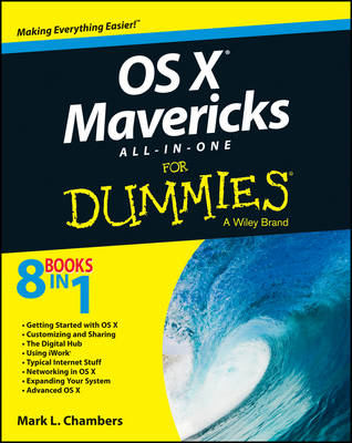 OS X Mavericks All-in-one For Dummies (Paperback)