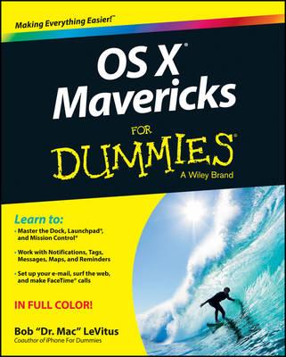 OS X Mavericks For Dummies (Paperback)
