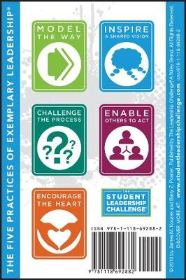 The Student Leadership Challenge Reminder Card - J-B Leadership Challenge: Kouzes/Posner (Paperback)