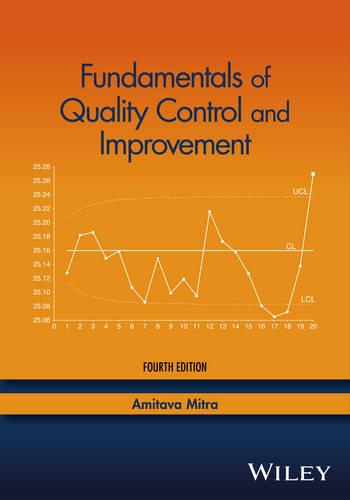 Fundamentals of Quality Control and Improvement (Hardback)