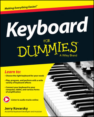 Keyboard For Dummies (Paperback)