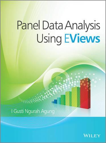Panel Data Analysis using EViews (Hardback)