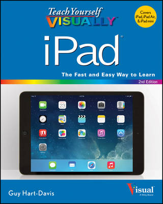 Teach Yourself Visually iPad - Teach Yourself Visually (Tech) (Paperback)