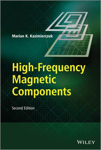 High-Frequency Magnetic Components (Hardback)