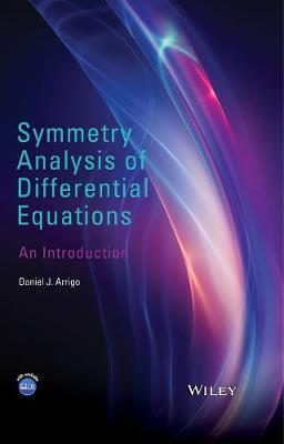 Symmetry Analysis of Differential Equations: An Introduction (Hardback)
