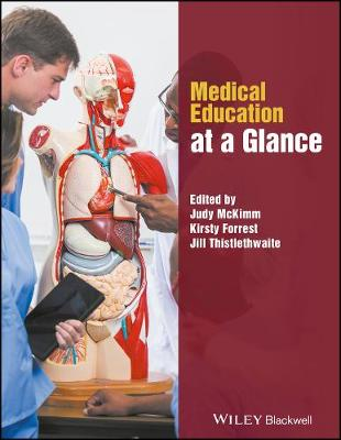 Medical Education at a Glance - At a Glance (Paperback)