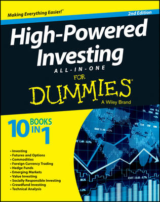High-Powered Investing All-in-One For Dummies (Paperback)