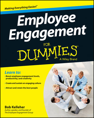 Employee Engagement For Dummies (Paperback)