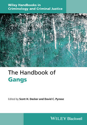 The Handbook of Gangs - Wiley Handbooks in Criminology and Criminal Justice (Hardback)