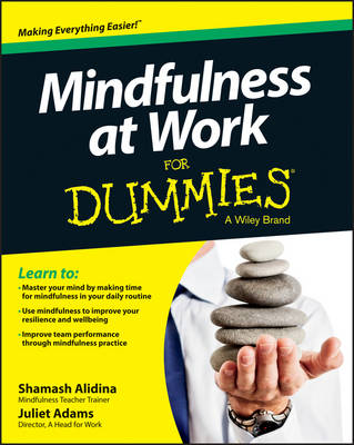 Mindfulness at Work For Dummies (Paperback)