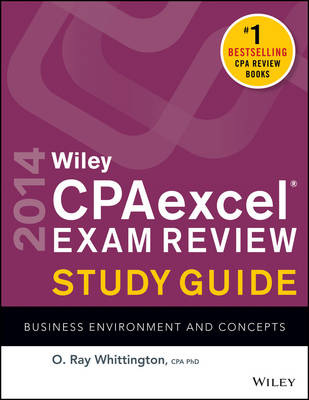 Wiley CPAexcel Exam Review 2014 Study Guide: Business Environment and Concepts (Paperback)