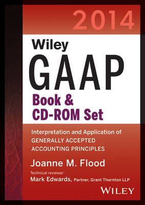 Wiley GAAP 2014: Interpretation and Application of Generally Accepted Accounting Principles Set (Paperback)