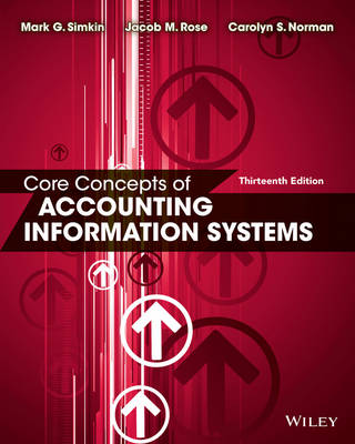 Core Concepts of Accounting Information Systems (Paperback)