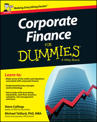 Corporate Finance For Dummies - UK (Paperback)