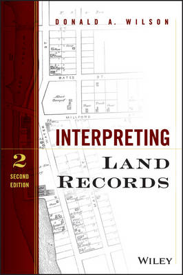Interpreting Land Records (Hardback)