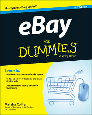 eBay For Dummies(R) (Paperback)
