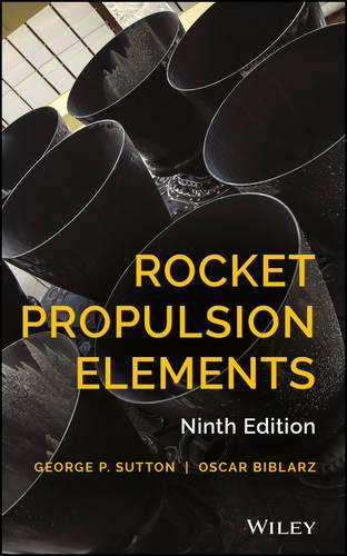 Rocket Propulsion Elements (Hardback)