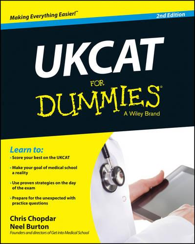 UKCAT For Dummies (Paperback)