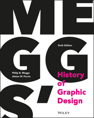 Meggs' History of Graphic Design (Hardback)
