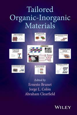 Layered Materials Chemistry: Techniques to Tailor New Enabling Organic-Inorganic Materials (Hardback)