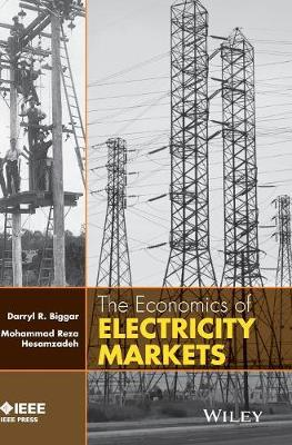 The Economics of Electricity Markets - Wiley - IEEE (Hardback)