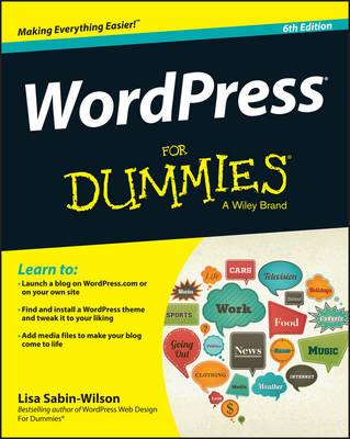 WordPress For Dummies (Paperback)