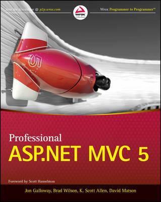 Professional ASP.NET MVC 5 (Paperback)