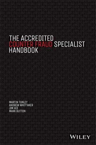 The Accredited Counter Fraud Specialist Handbook (Paperback)