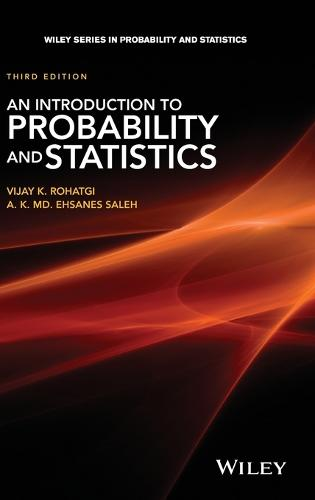 An Introduction to Probability and Statistics - Wiley Series in Probability and Statistics (Hardback)