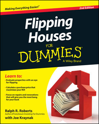 Flipping Houses for Dummies, 2nd Edition (Paperback)
