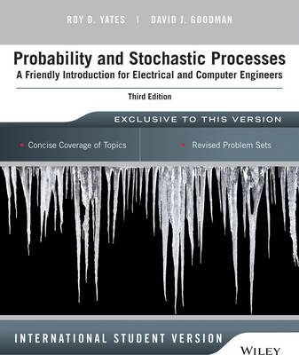 Probability and Stochastic Processes: A Friendly Introduction for Electrical and Computer Engineers (Paperback)