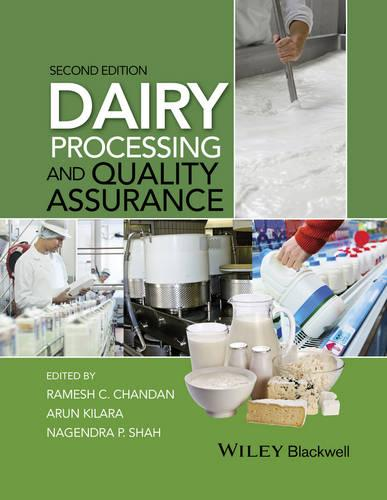 Dairy Processing and Quality Assurance (Hardback)