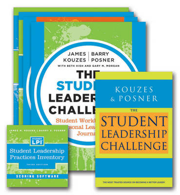 The Student Leadership Challenge Deluxe Facilitator Set - J-B Leadership Challenge: Kouzes/Posner (Paperback)